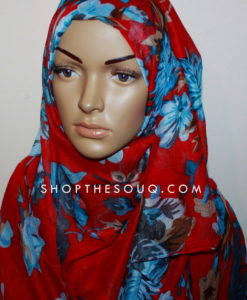 Patterned Hijabs